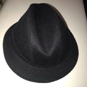 Burberry london navy hat for men